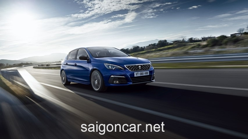 Peugeot 408 Dong Co