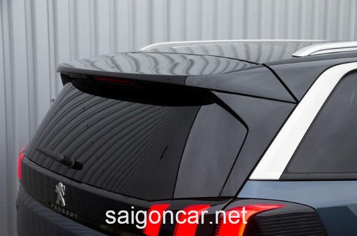 Peugeot 5008 Den Hau