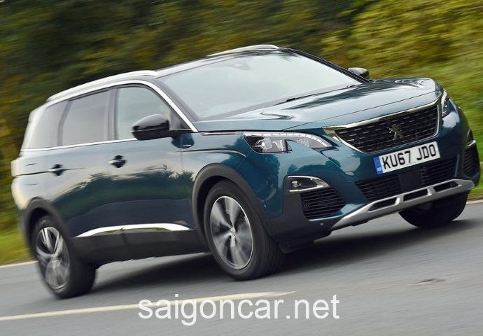 Peugeot 5008 Dong Co