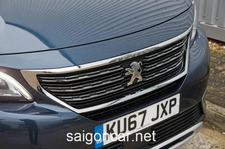 Peugeot 5008 Luoi Tan Nhiet