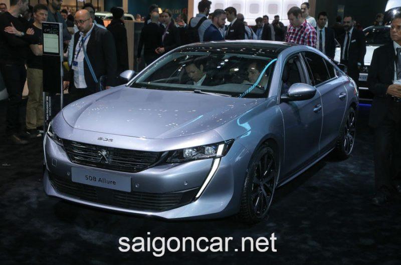 Peugeot 508 Den Can