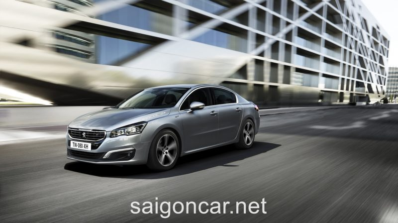 Peugeot 508 Dong Co