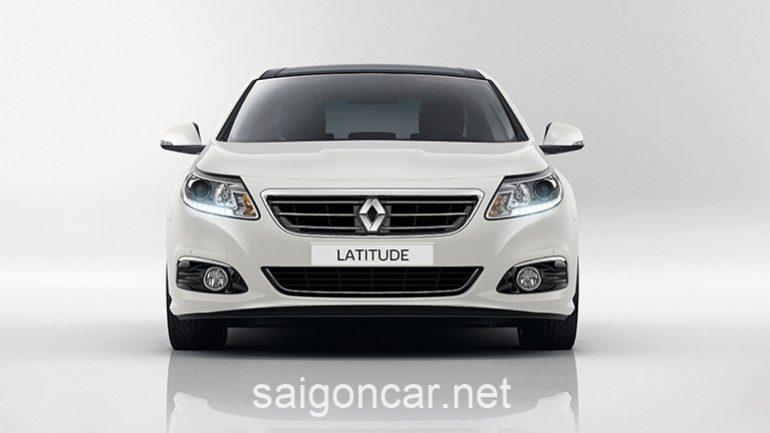 Renault Latitude Dau Xe