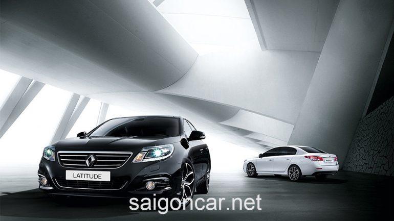 Renault Latitude Sang Trong