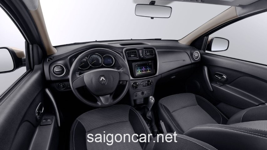 Renault Logan 2018 Noi That