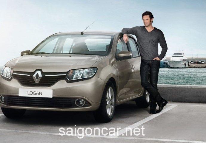 Renault Logan 2018 Tong Quan