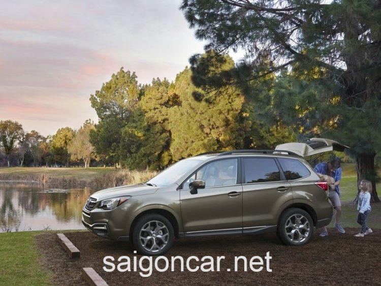 Subaru Forester Hong Xe