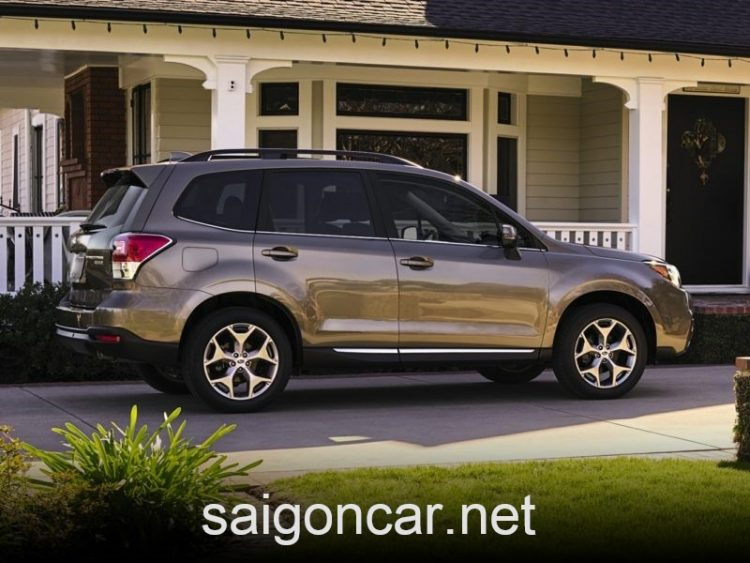 Subaru Forester Mau Nau