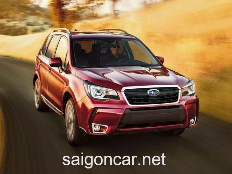 Subaru Forester Tang Toc