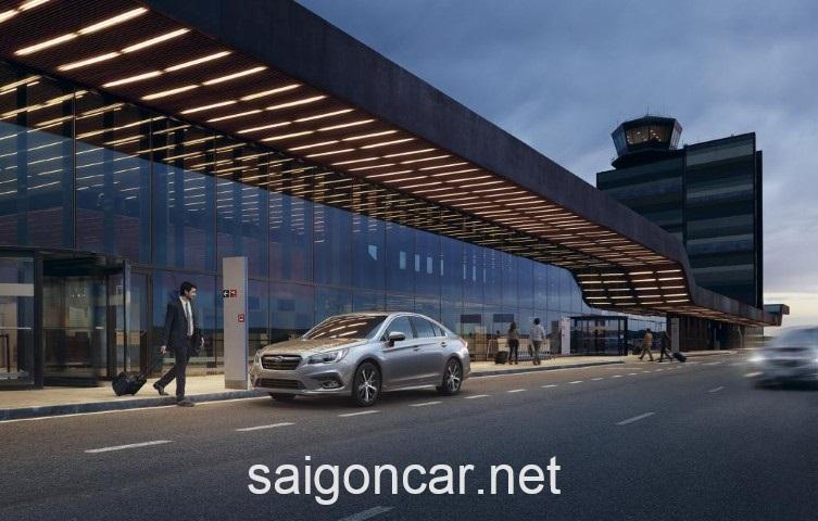 Subaru Legacy Dau Xe