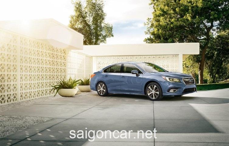 Subaru Legacy Hong Xe
