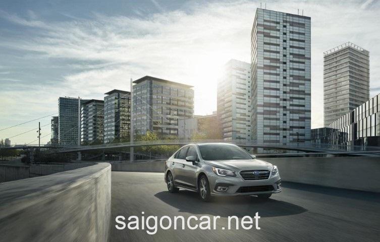 Subaru Legacy Manh Me