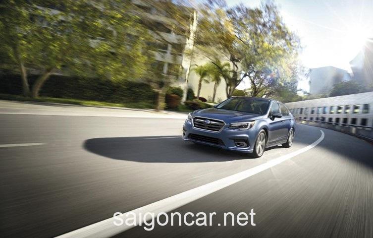 Subaru Legacy Tang Toc