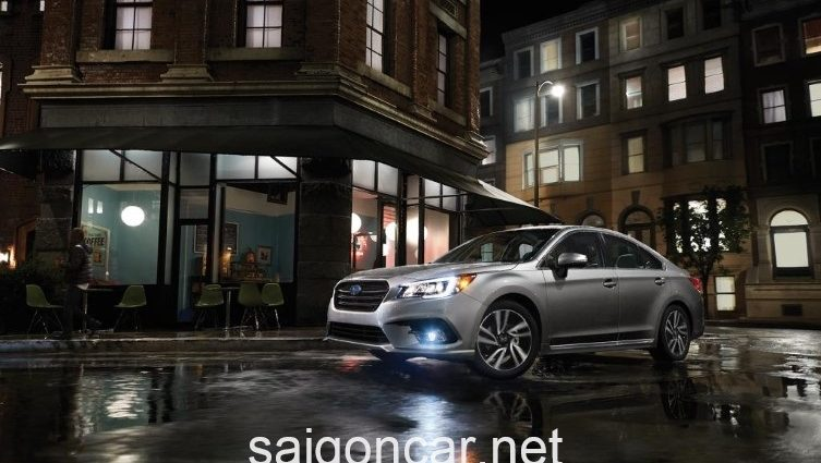 Subaru Legacy Tong Quan