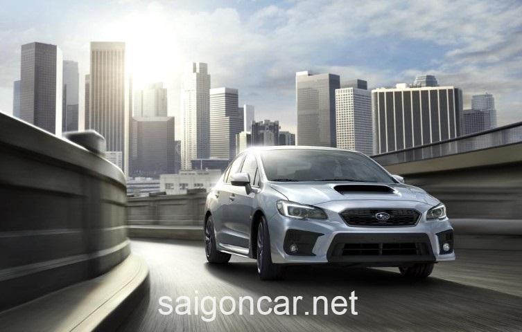 Subaru Levorg Dau Xe