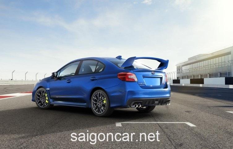 Subaru Levorg Den Hau