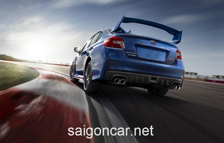 Subaru Levorg Duoi Xe