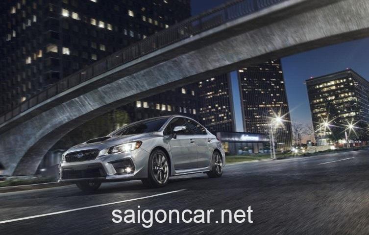 Subaru Levorg Hong Xam