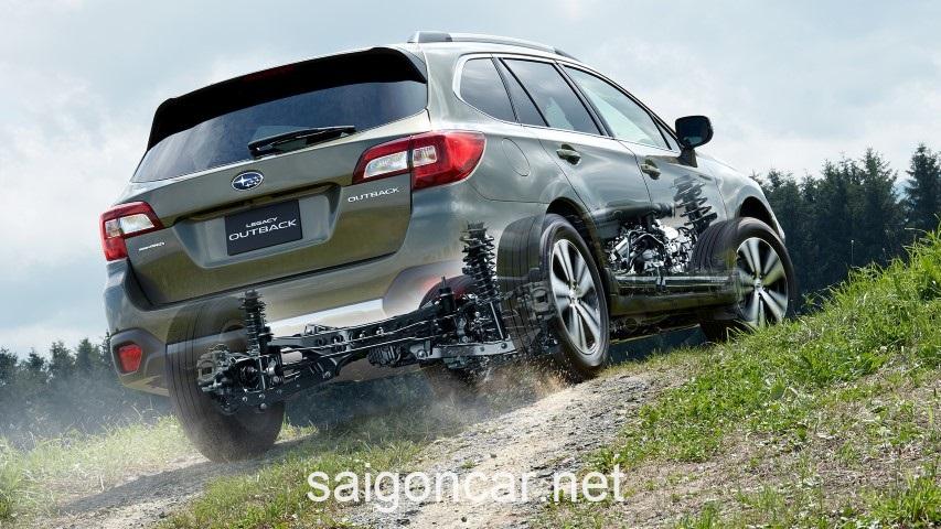 Subaru Outback An Toan
