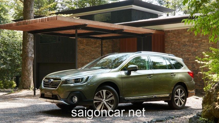 Subaru Outback Hong Xe