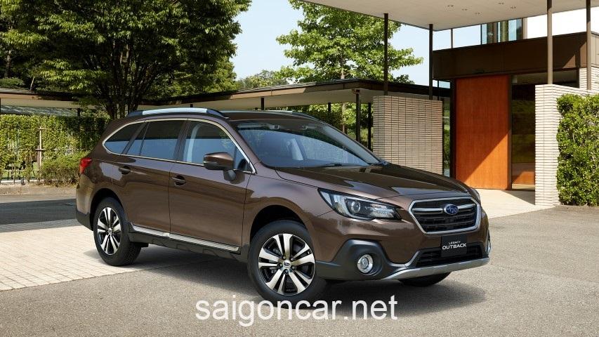 Subaru Outback Tieu Bieu