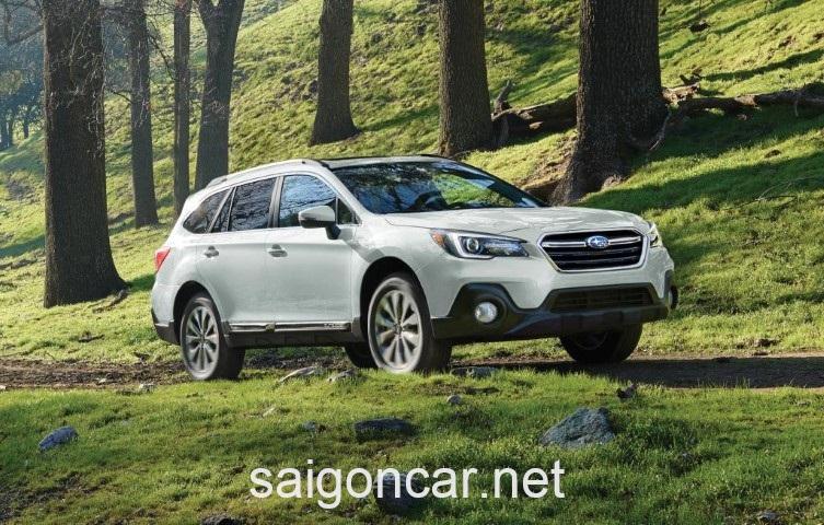 Subaru XV Dau Xe