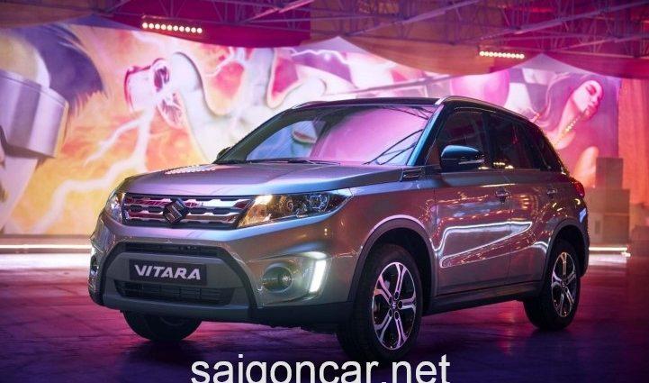 Suzuki Vitara Mau Do