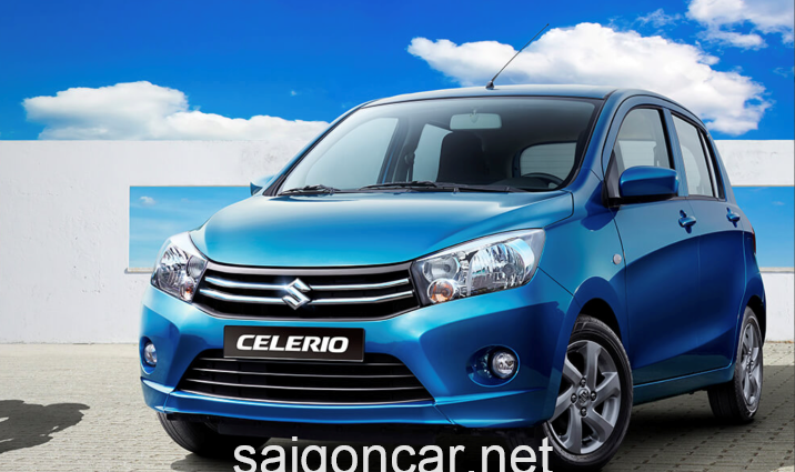 Suzuki Celerio Luoi Tan Nhiet