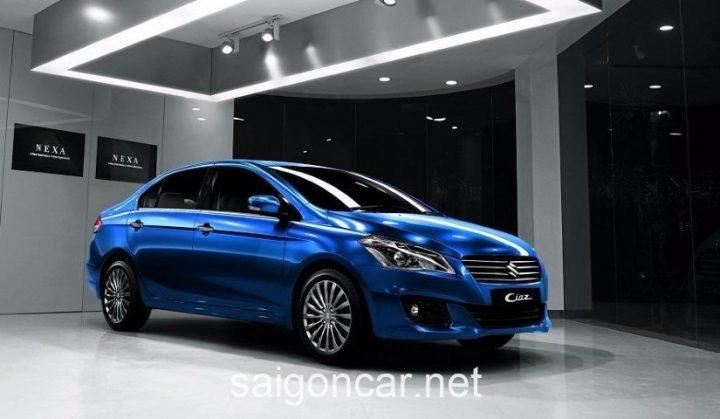 Suzuki Ciaz Hong Xanh