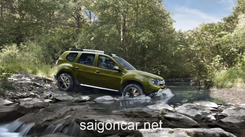 Renault Duster Loi Nuoc