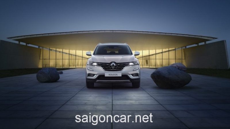 Renault Koleos Dau Xe