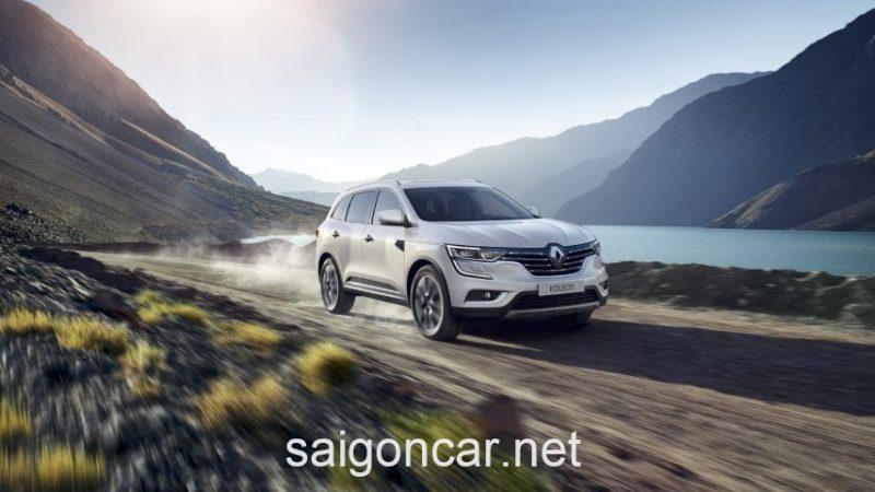 Renault Koleos Dong Co