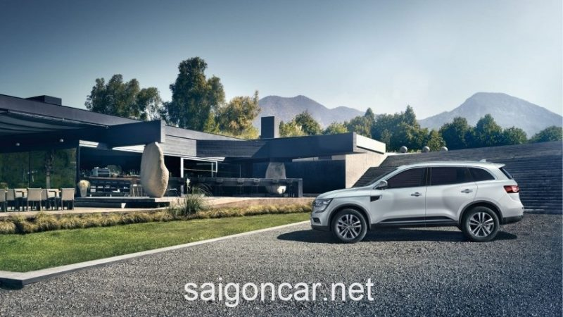 Renault Koleos Hong Xe