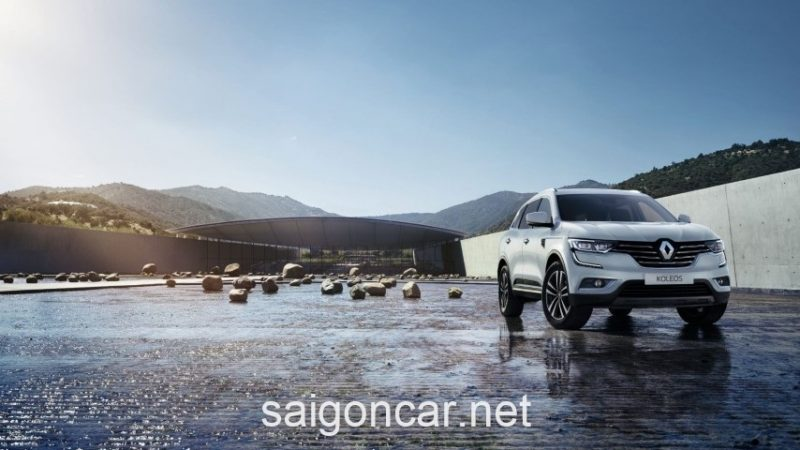 Renault Koleos Luoi Tan Nhiet