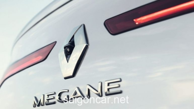Renault Megane Camera Lui