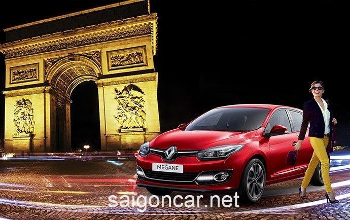 Renault Megane Dau Do