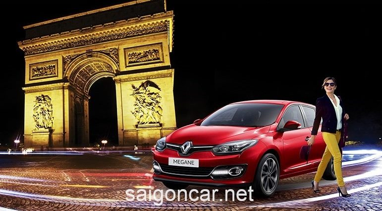 Renault Megane Dau Do