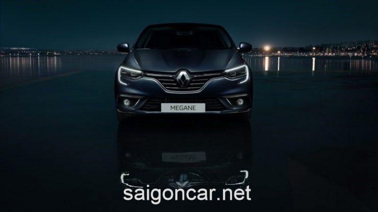 Renault Megane Dau Xanh