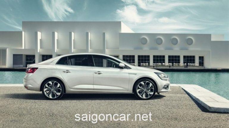 Renault Megane Hong Trang