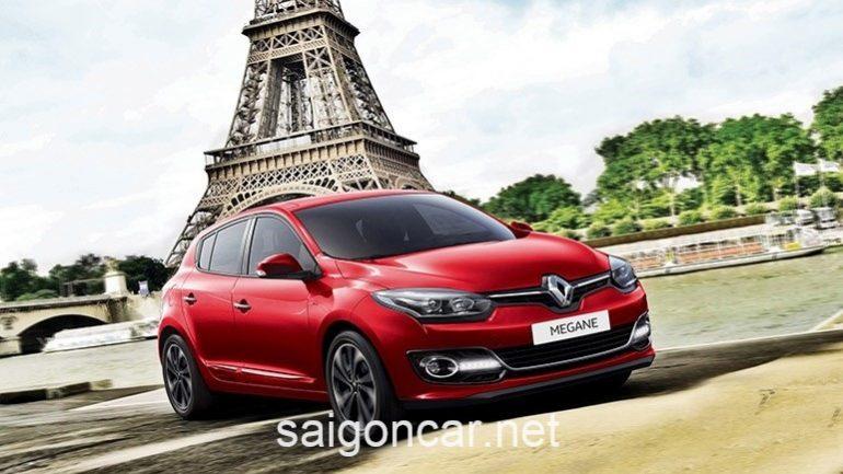 Renault Megane Tang Toc