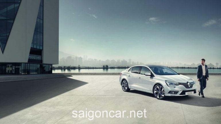 Renault Megane Tong Quan