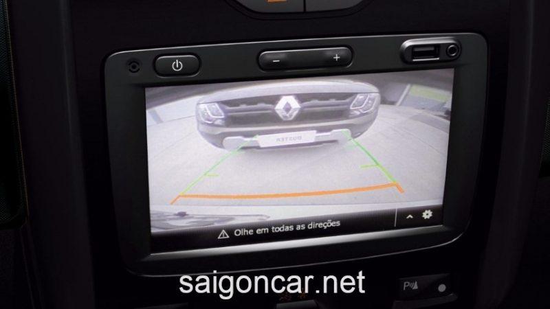 Renault Sandero Camera Lui