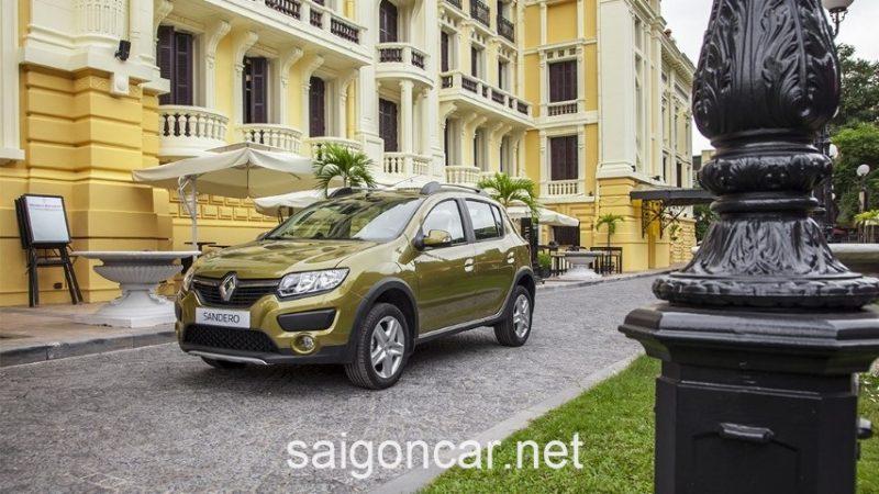 Renault Sandero Dau Xe
