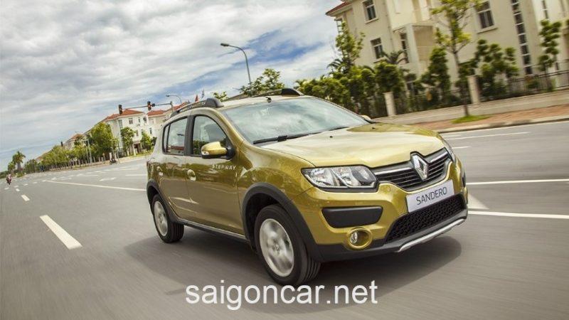 Renault Sandero Tang Toc