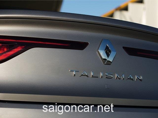 Renault Talisman Lo Go