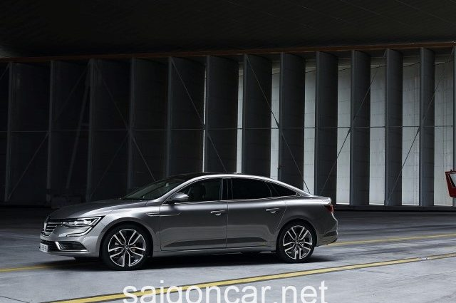 Renault Talisman Sang Trong