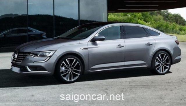 Renault Talisman Tong Quan