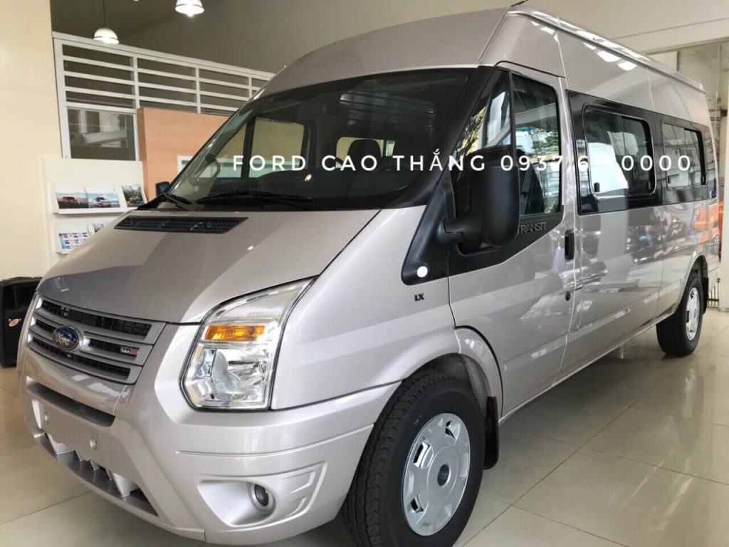 Xe ford transit 2019