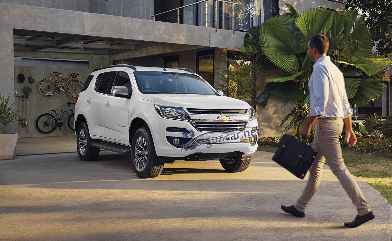 Chevrolet Traberlazer 2019
