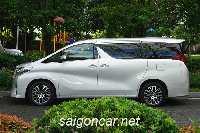 Toyota Alphard Mam Xe